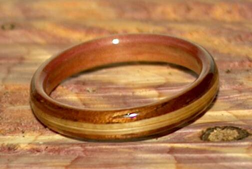 Bamboo & Wood Rings