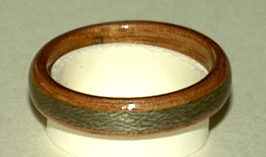 Eucalyptus Wood Ring  1