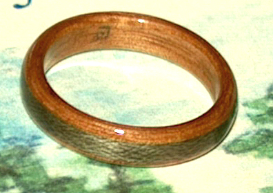 Eucalyptus Wood Ring