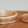 Birds Eye Maple and BEECH wood rings
