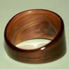 Hawaiian Koa Primary wood with a JUNIPER HEART WOOD liner with a hidden featured knot.